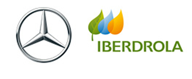 El acuerdo estatrégico entre Iberdrola y Mercedes favorecerá el despliegue de la movilidad eléctrica.