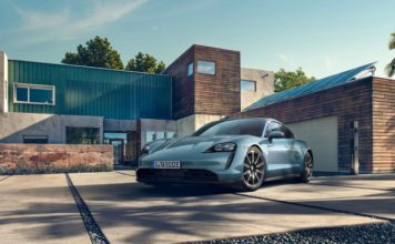 EL Porsche Taycan es el coche eléctrico más popular en Internet