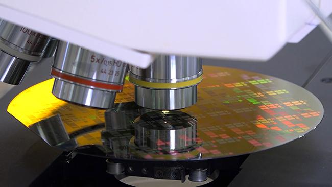 Producción de semiconductores. Bosch