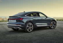 Audi e-tron Sportback, un SUV que es el segundo modelo eléctrico que Audi lanza al mercado.