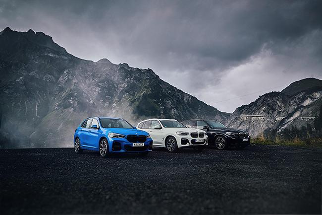 El nuevo y popular SUV BMW X3 llegará con las tres propulsiones: PHEV, eléctrica y de combustión.