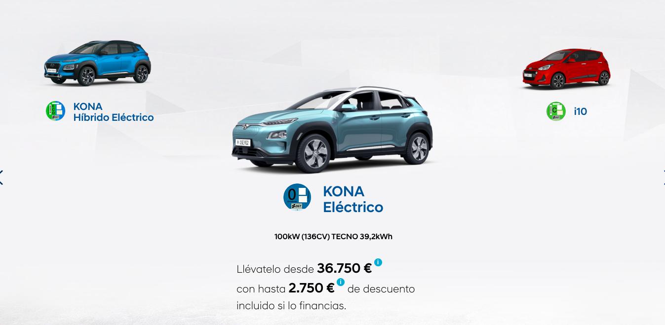 Black Friday Eléctrico: Hyundai