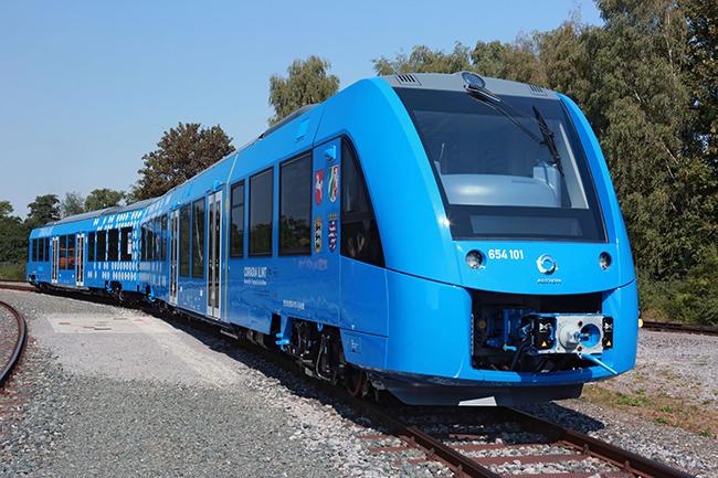 Las dos primeras unidades están prestando servicio regular de pasajeros, desde septiembre de 2018 en Alemania.