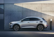 DS 7 CROSSBACK E-TENSE 4x4 híbrido enchufable.