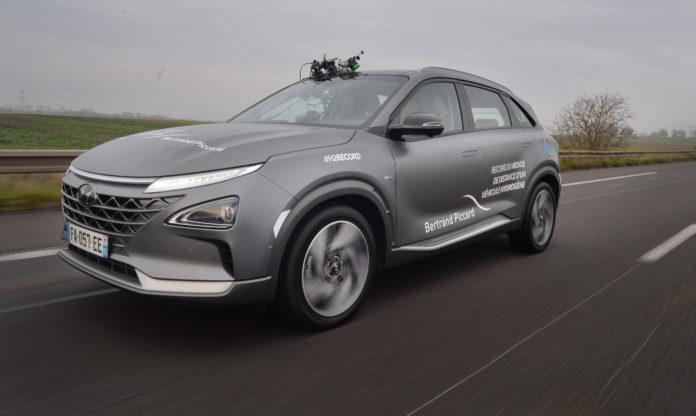 Récord Hyundai Nexo