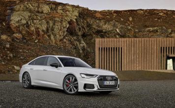 Nuevo Audi A6 TFSIe quattro híbrido enchufable.