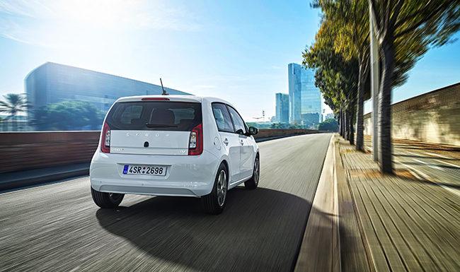 El vehículo está muy enfocado para gente joven y para medio urbano.