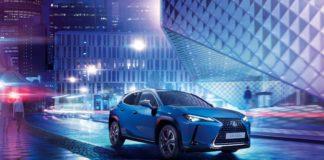 El primer vehículo eléctrico de Lexus es un crossover, el UX 300e.