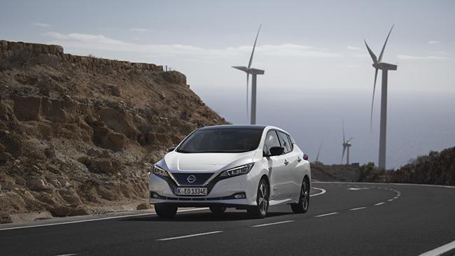 Nissan cuenta con el vehículos eléctrico más vendido en el mundo, el LEAF, y con la furgoneta eléctrica, e-NV200, que lidera las ventas del segmento en Europa.