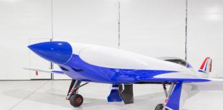 Presentación del avión eléctrico del proyecto ACCEL.