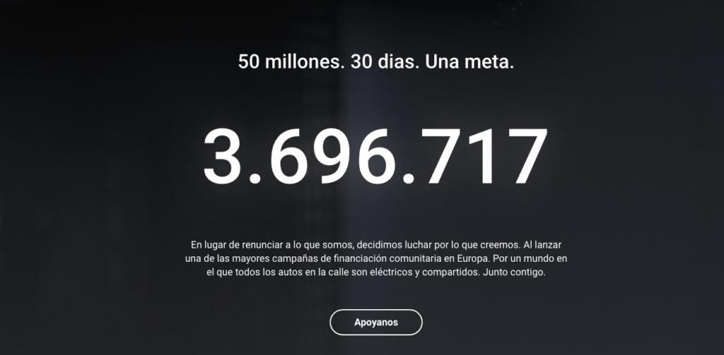 50 millones de euros para el Sono Sion