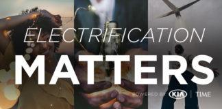 Presentación de Electrification Hub, el portal de Kia y TIME.