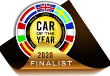 Finalistas al Coche del Año en Europa 2020.