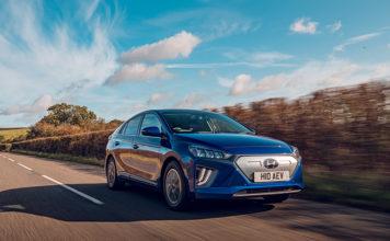 Hyundai Ioniq lidera las ventas de vehículos eléctricos de mayo