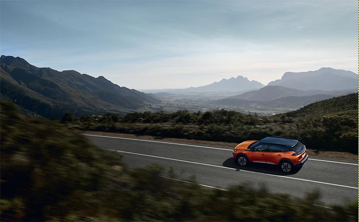 El SUV incorpora un nivel 2 de conducción autónoma.