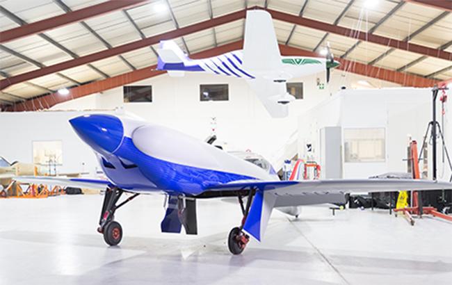 Rolls-Royce quiere que el avión entre en el libro de los récords por ser el más rápido del mundo.