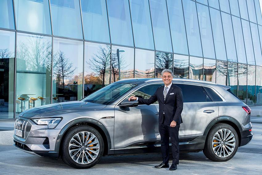 Luca de Meo, presidente de SEAT, participa en la COP25 como máximo responsable del Grupo Volkswagen en España.