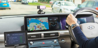 La forma de conducir según un nuevo estudio de Hyundai.