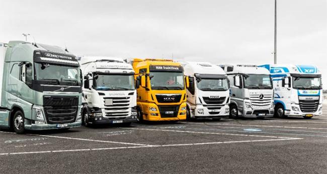 Explican que las emisiones del transporte por carretera continúan aumentando en la Unión Europea. Foto: ACEA.