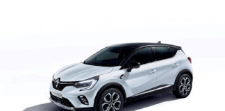 2020 Renault CAPTUR E-TECH Plug-in.