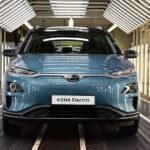 La producción del Kona Eléctrico en la fábrica de Hyundai de la República Checa comenzará en marzo.