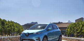 Ventas de vehículos eléctricos en enero