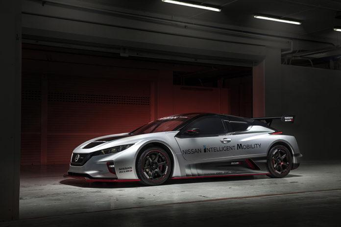 Nissan LEAF NISMO RC, todo un banco de pruebas para al movilidad eléctrica de Nissan.