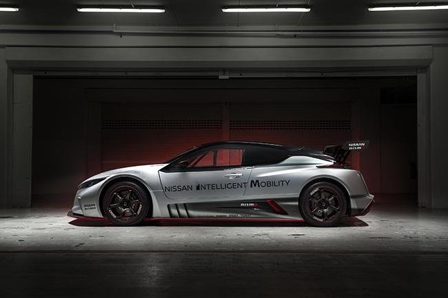 El vehículo incorpora las innovadoras tecnologías de Nissan: ProPILOT y e-Pedal.