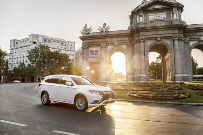 Entre los nuevos SUV PHEV de Mitsubishi que se esperan antes de fin de año, el nuevo Outlander sustituirá al actual.