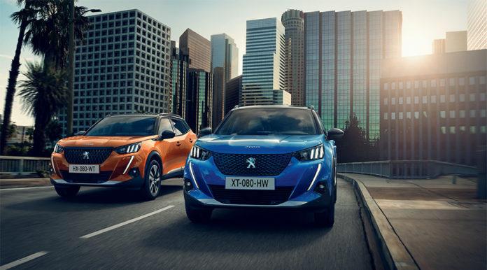 La factoría de Vigo producirá todas las versiones del Peugeot 2008.