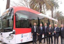 Autobus autónomo Málaga
