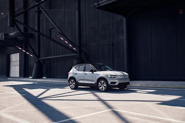 El vehículo es el primero totalmente eléctrico de la marca.