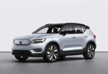 El Volvo XC40 Recharge P8 AWD tiene prevista su producción y llegada al mercado durante este 2020.