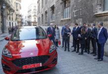 Ford ha anunciado una inversión de 42 millones en su planta de Valencia.