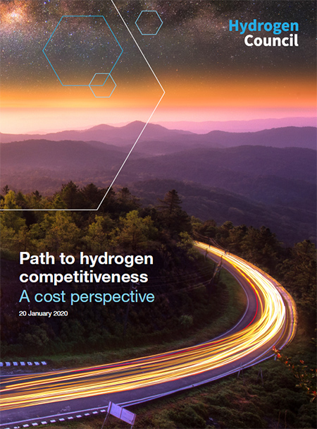 Nuevo informe del Consejo Mundial de Hidrógeno.