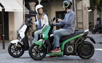 El mercado de la moto eléctrica ha tenido una cuota en 2019 del 5,8%.