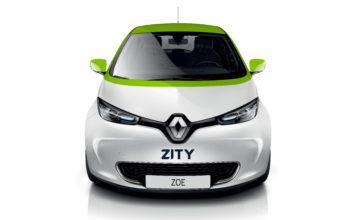 Carsharing de Zity