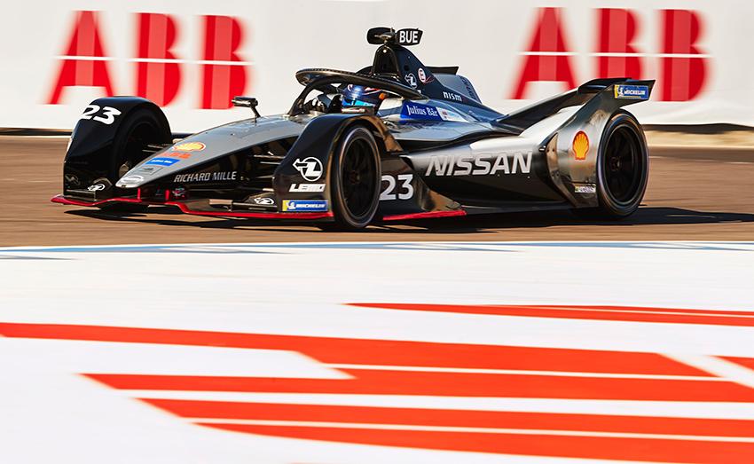 ABB FIA Fórmula E.