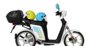300 nuevos scooters eléctricos Askoll se incorporan a la flota de motosharing de eCooltra en Madrid.