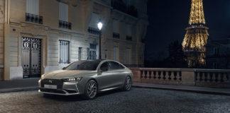 DS 9, una elegante y lujosa berlina desarrollada en Francia y fabricada en China para todo el mundo.