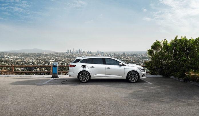 2020 - Nuevo Renault Mégane E-TECH Plug-in.
