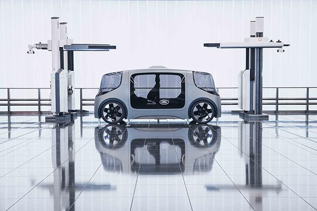 Coventry (UK) será el lugar para las pruebas del vehículo autónomo desde finales de 2021.