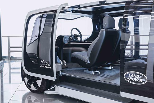 El vehículo dispone de numerosas funcionalidades para la movilidad en la ciudad.