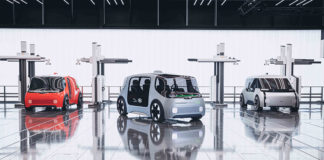Project Vector de Jaguar Land Rover.