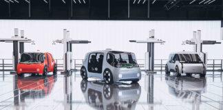 Project Vector de Jaguar Land Rover.