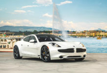 Revero GT, de Karma Automotive.