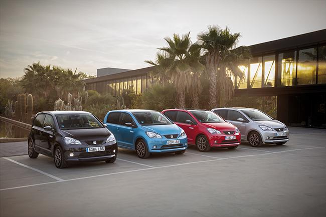 SEAT Mii Electric coche barato y pequeño