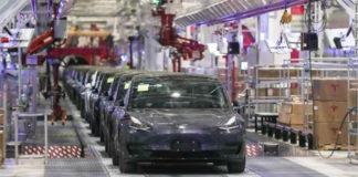 También el Tesla Model 3 se va a ver afectado. No se podrá alcanzar la cantidad de unidades previstas de fabricación.
