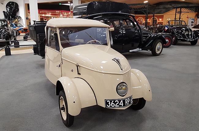 Peugeot VLV.