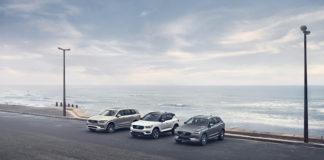 Gama SUV de Volvo.